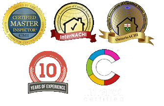 10 Years of Experience - Infrared Certified - InterNACHI